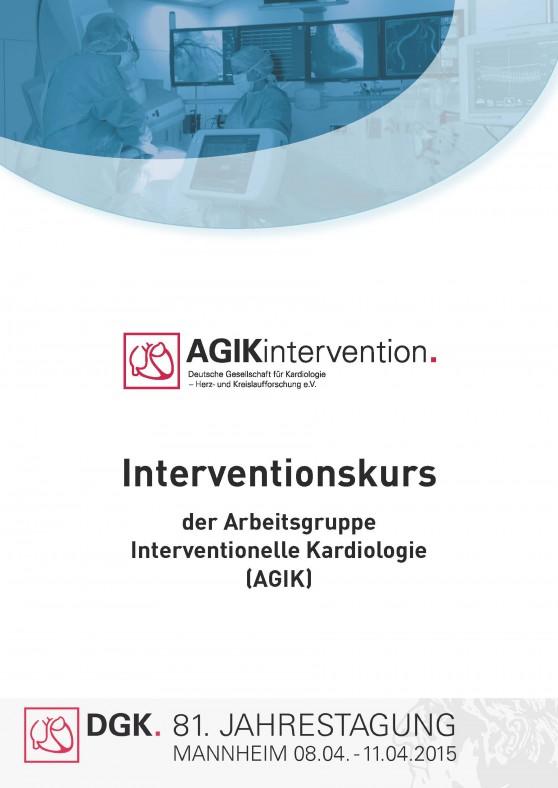 AGIK-Titelblatt